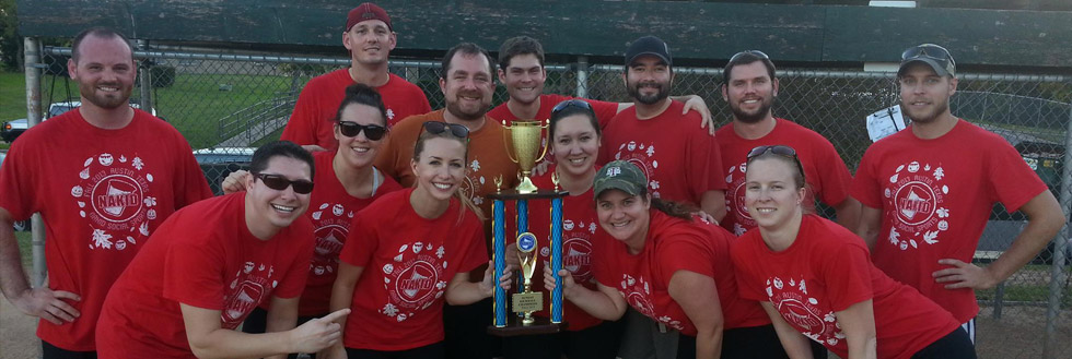 Kickball in DC